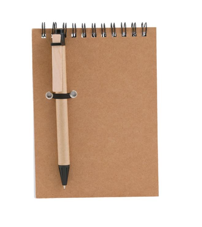 EKO Mini- muistikirja kynällä