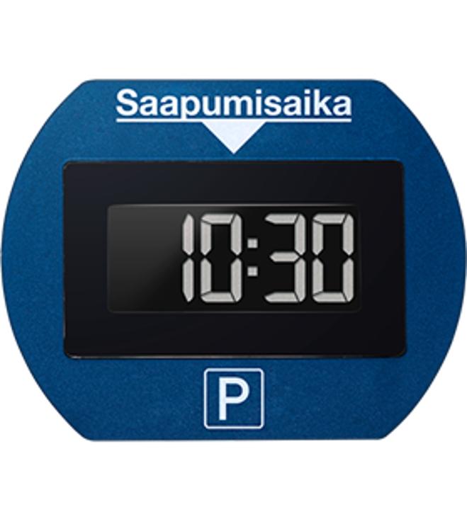 Needit Park Lite-elektroninen pysäköintikiekko