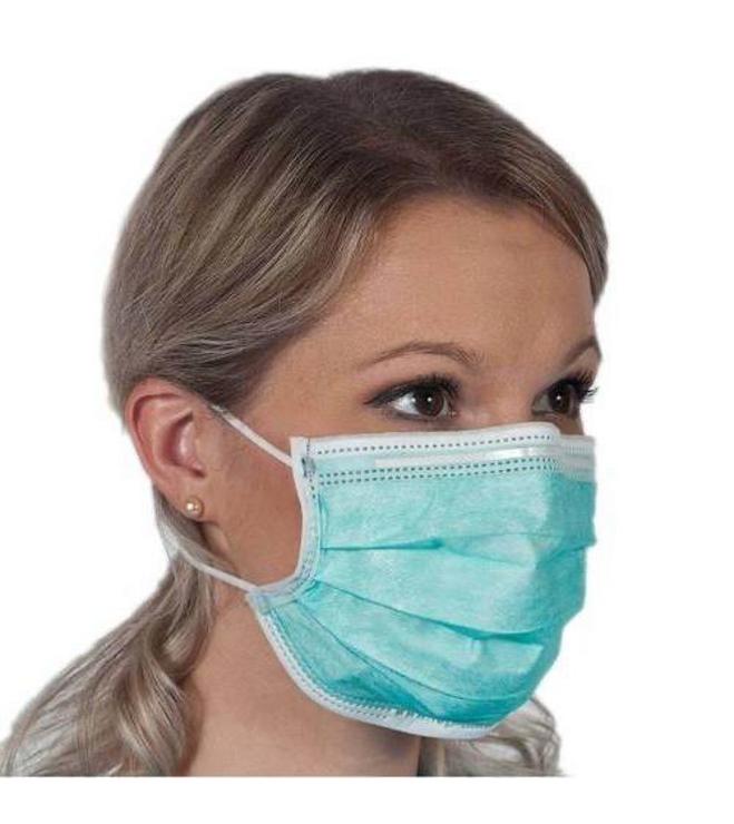 Kirurginen suu-nenäsuojain