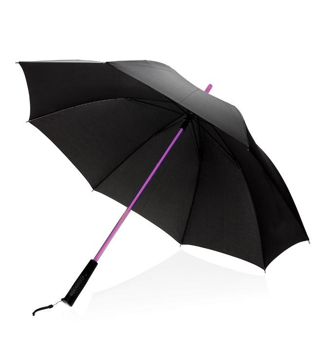 Led-valo sateenvarjo