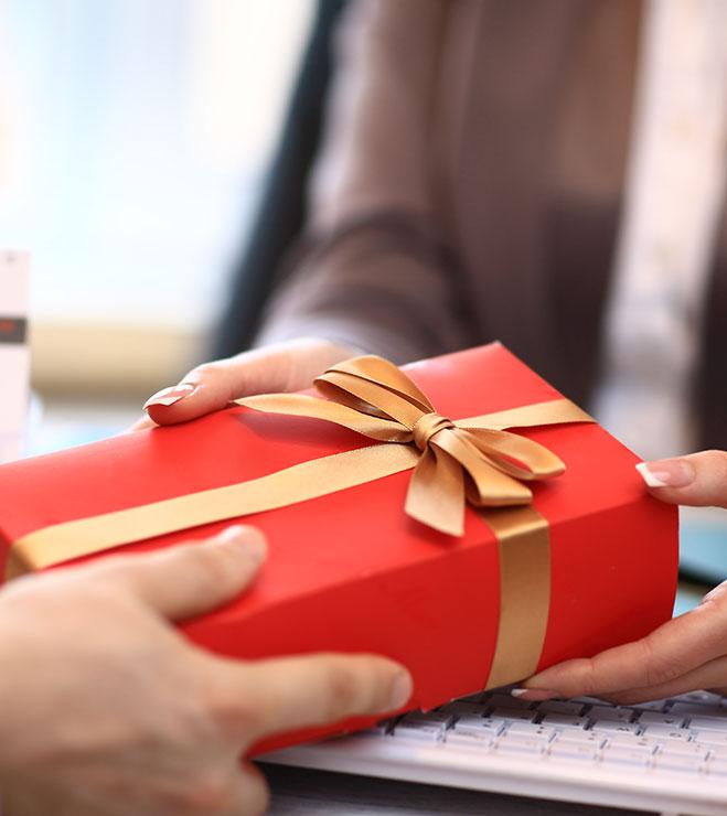 Valmiit lahjapakkaukset