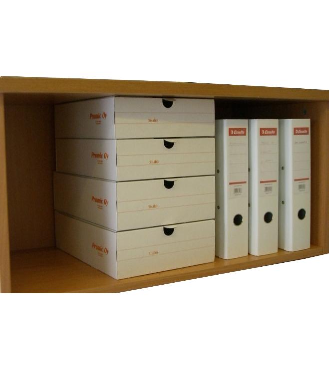 Promic arkistolaatikot