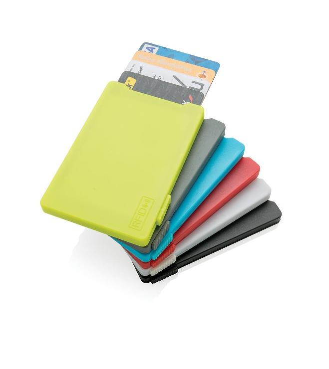 RFID suojattu korttikotelo