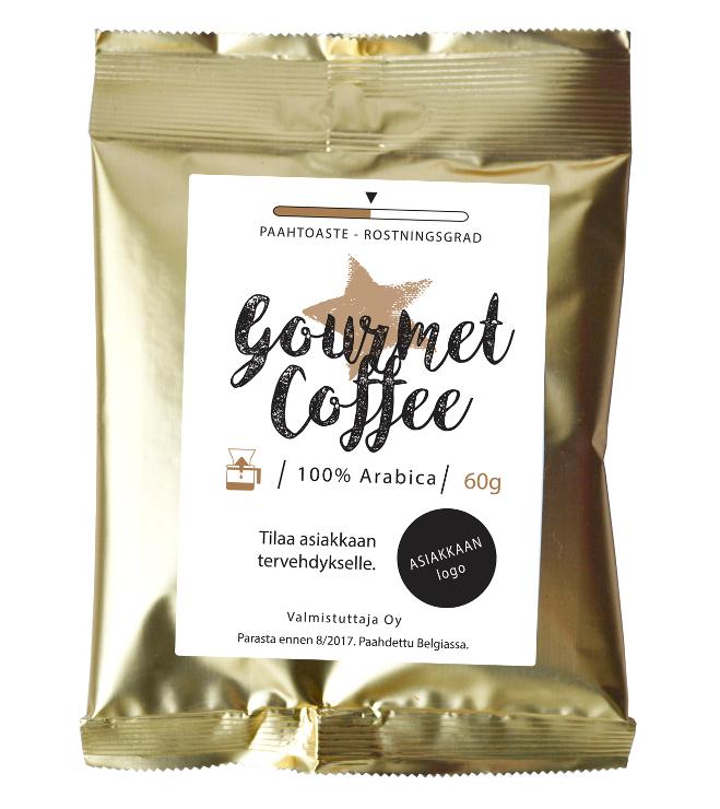 Gourmet-kahvi