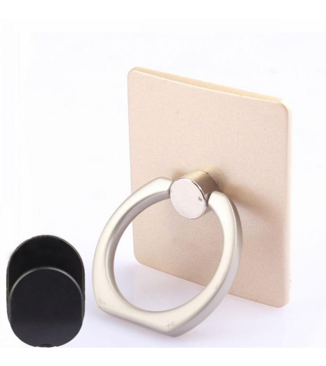 Ring kickstand-puhelinpidike seinätelineellä
