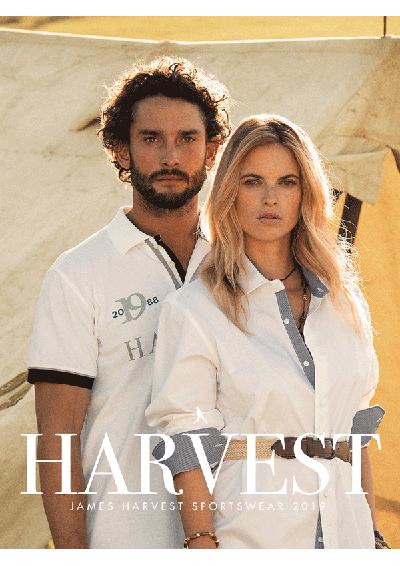 James Harvest spotswear 2019