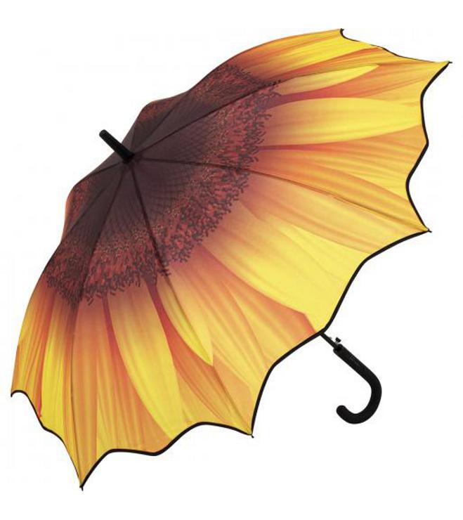 Auringonkukka sateenvarjo 1198