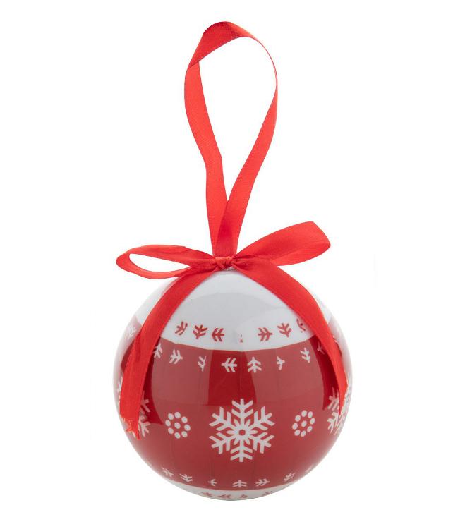 Joulukuusen koristepallo