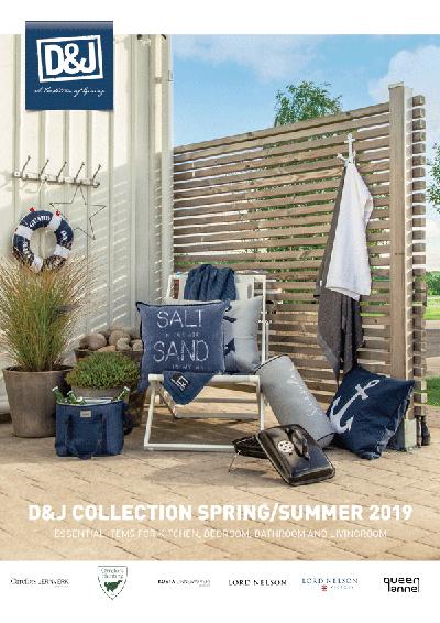 D&J kevät/kesä 2019