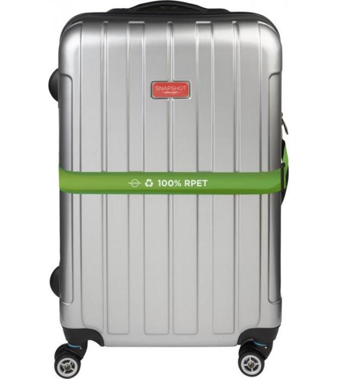 Luuc kierrätetty PET-matkalaukkuvyö
