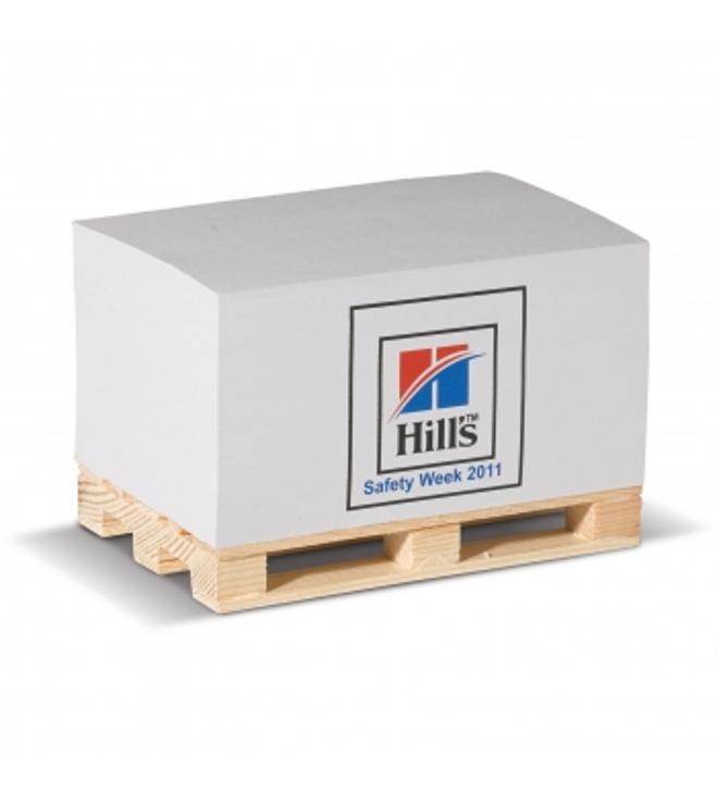 Container Pallet-muistilaput
